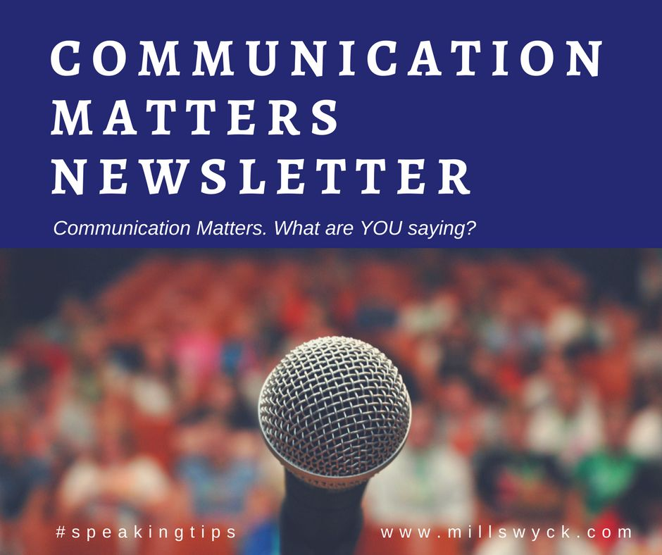 Communication Matters newsletter is out! #speakingtips #presentations  http:// buff.ly/2iap7Cp  &nbsp;  <br>http://pic.twitter.com/y5T1SaWeXM