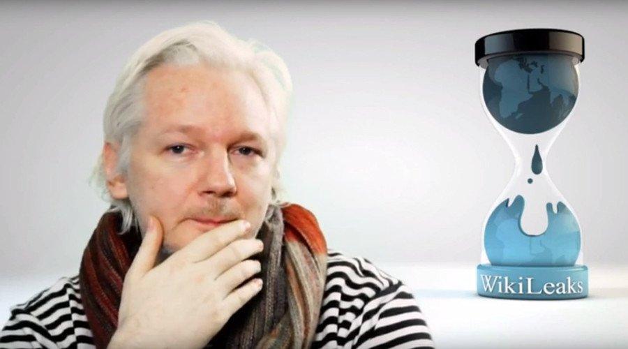 #Assange blasts #Soros & #USAID over Russian #propaganda campaign...