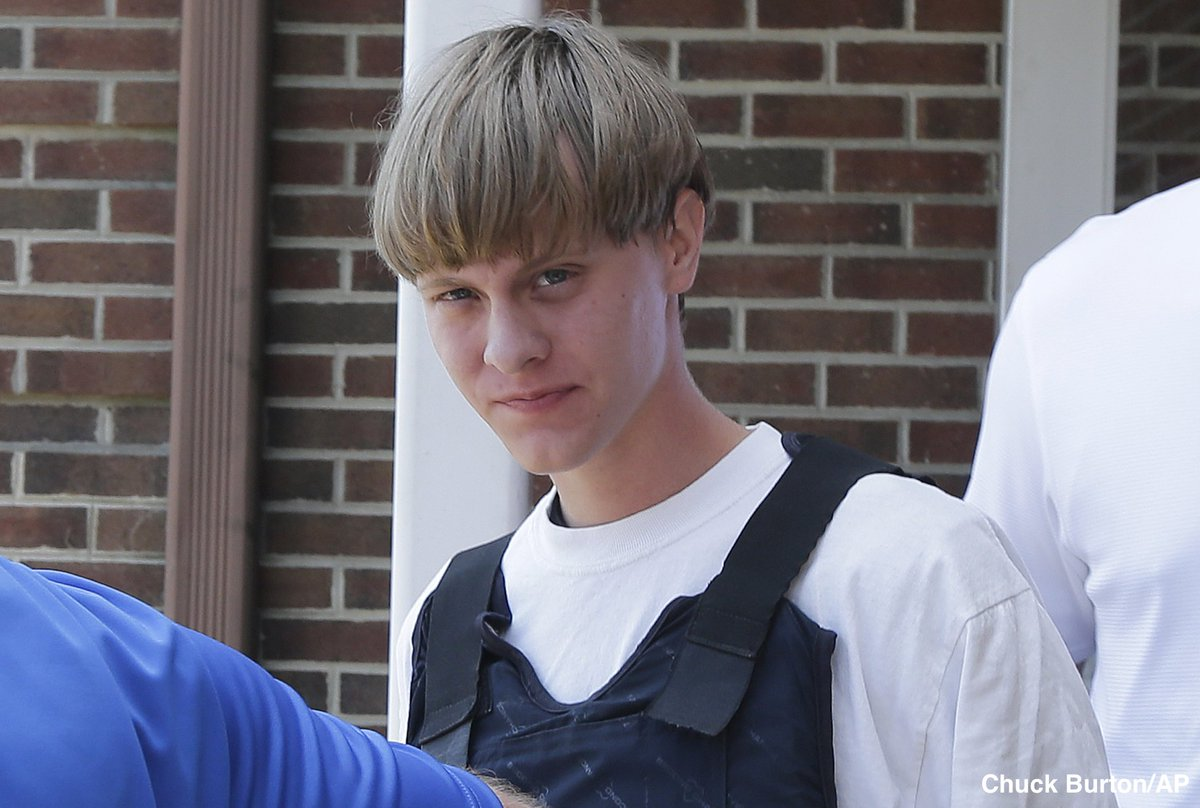 BREAKING: Jury sentences Charleston church shooter Dylann Roof to death. https://t.co/g8BTBNxElS