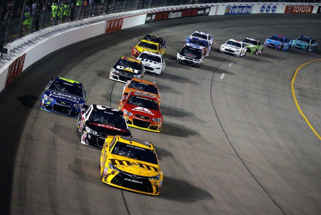 #NASCAR - Quel format pour la Cup en 2017 ?  http:// dlvr.it/N4k6SF  &nbsp;   - via @usracingcom<br>http://pic.twitter.com/buRsRe9k8n