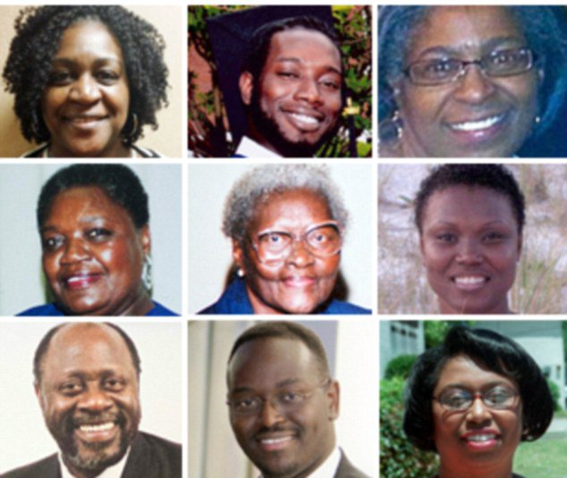 I'd like to forget Dylann Roof and remember his nine victims instead. #RestInPeace https://t.co/hBHNK0wNSs