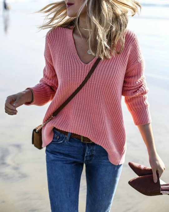 Coral Knit in Coronado