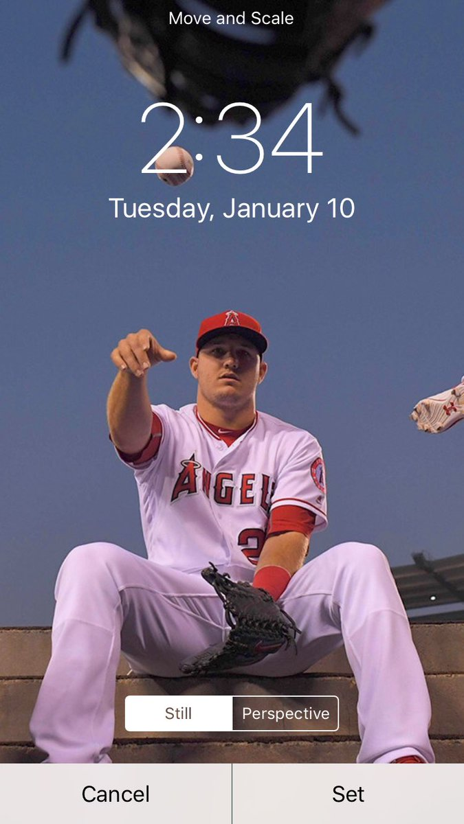 Los Angeles Angels On Twitter Miketrout S Ready For A