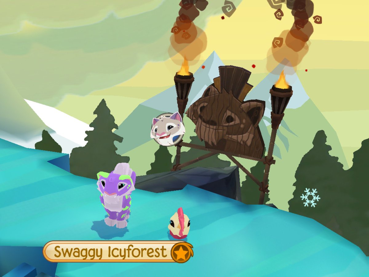 Image of: Update Snow Leopards And Pet Pekin Roosters Have Arrived In Animal Jam Play Wild Dont Miss Out On The Latest Updates playwild animaljampictwittercom Twitter Animal Jam On Twitter