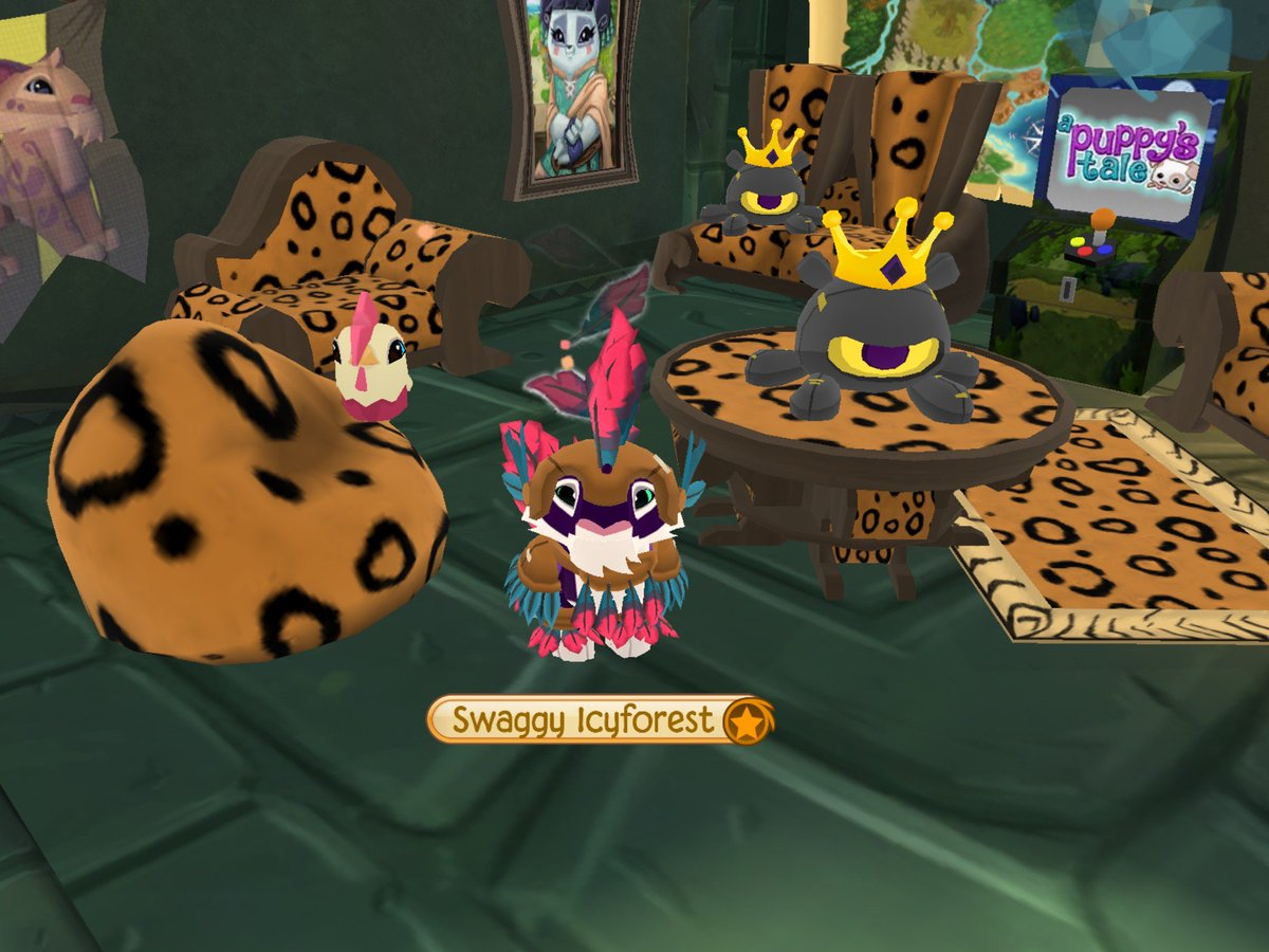 Image of: Deer Animal Jam On Twitter Twitter Animal Jam On Twitter