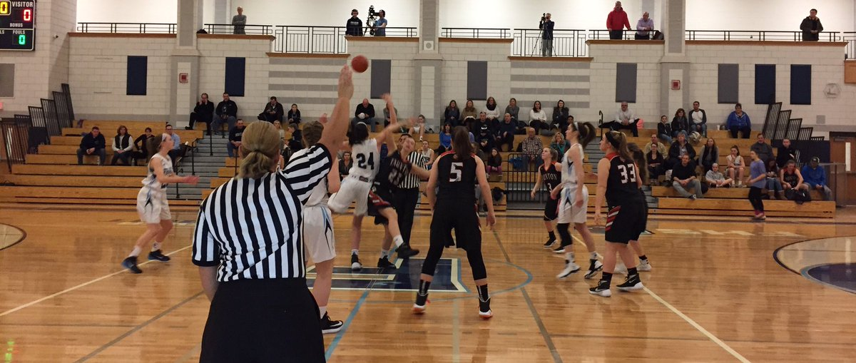 FHS girls basketball vs. Taunton