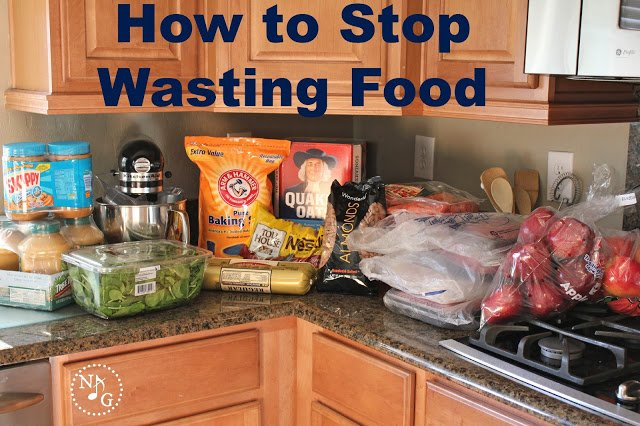 **Noting Grace**: How to Stop Wasting Food
