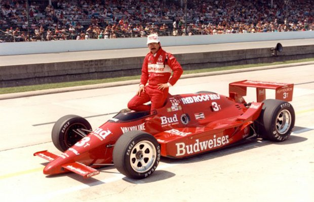Happy 64th Birthday to Bobby Rahal (winner of the 1986 Indy 500 and 3-time Champ)