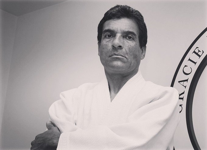 Happy birthday to one of the original founders of the UFC.  Happy 65th birthday to Rorion Gracie.