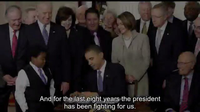 Before tonight's #ObamaFarewell speech, watch and share this video. Join us in saying #ThanksObama! https://t.co/HqqXGyFazR