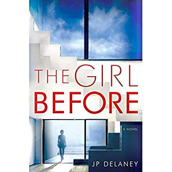 Kathy Mansfield, Simpsonville, KY. Just finished The Girl Before by JP Delaney. So good! Comes out Jan 24! #kylchat https://t.co/nNcAqnlp8J