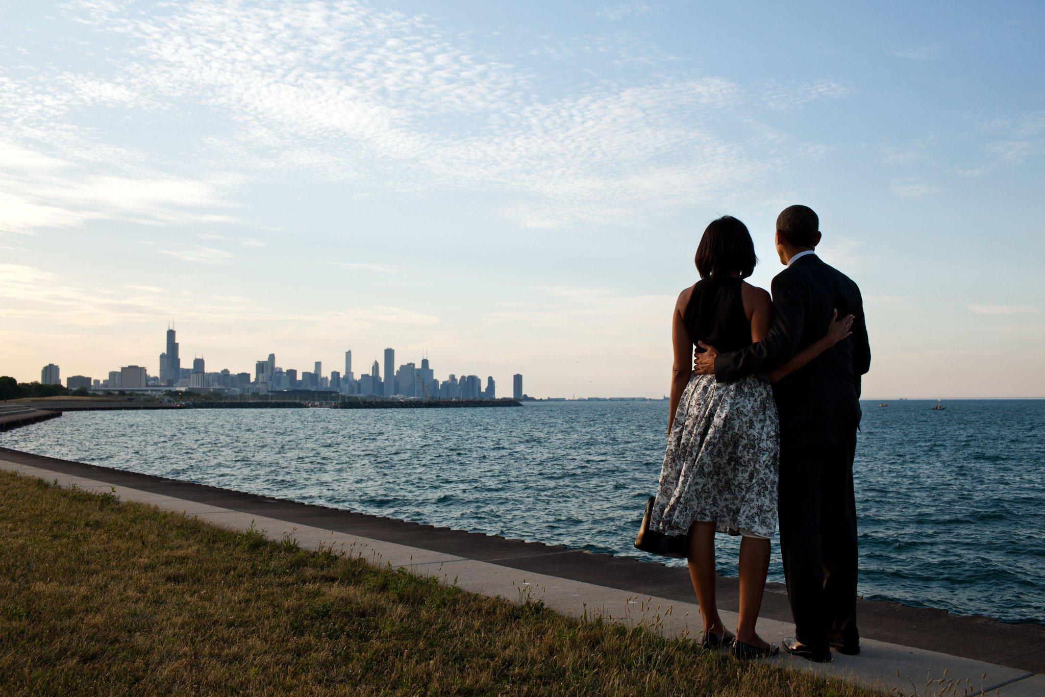 Thumbnail for @BaracksFlagpin Gives His #ObamaFarewell Address