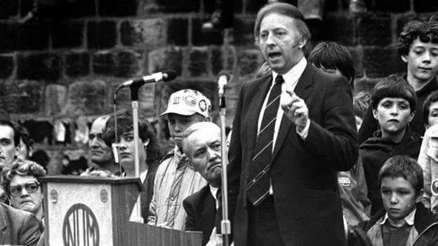 Politics - Happy Birthday to Arthur Scargill