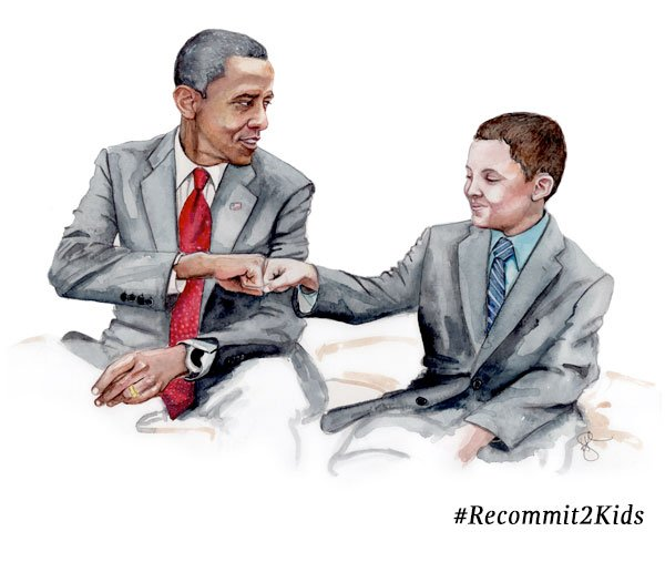 """""""The future of America is in good hands."""" - @POTUS #ObamaFarewell #Recommit2Kids https://t.co/iMywAhLe2C"""