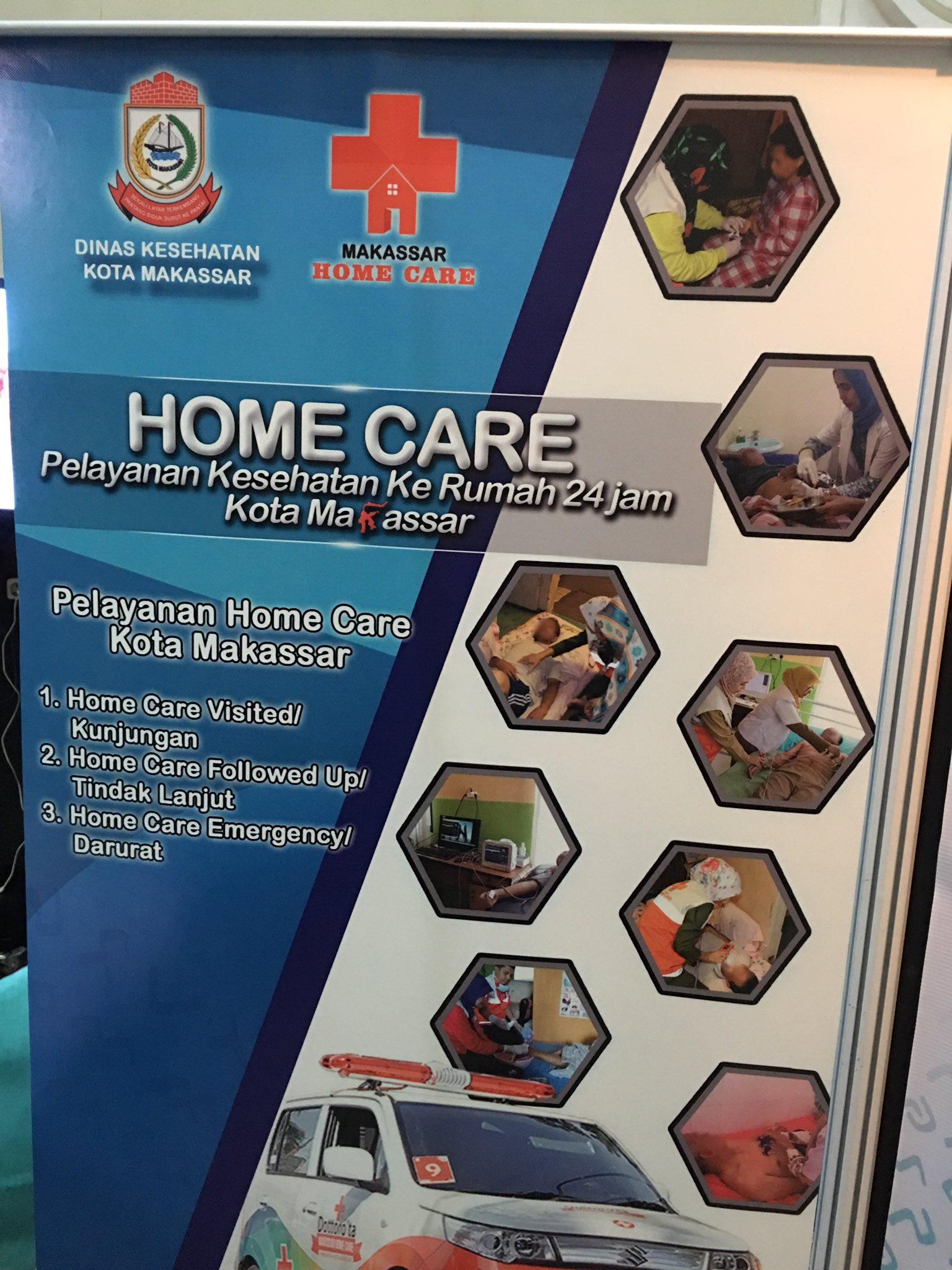 Bappenasri A Twitter Kesehatan Menjadi Perhatian Utama Pemerintah Kota Makassar Home Care 24 Jam Diluncurkan Untuk Melayani Masyarakat Inovatif Https T Co 544h8igriw