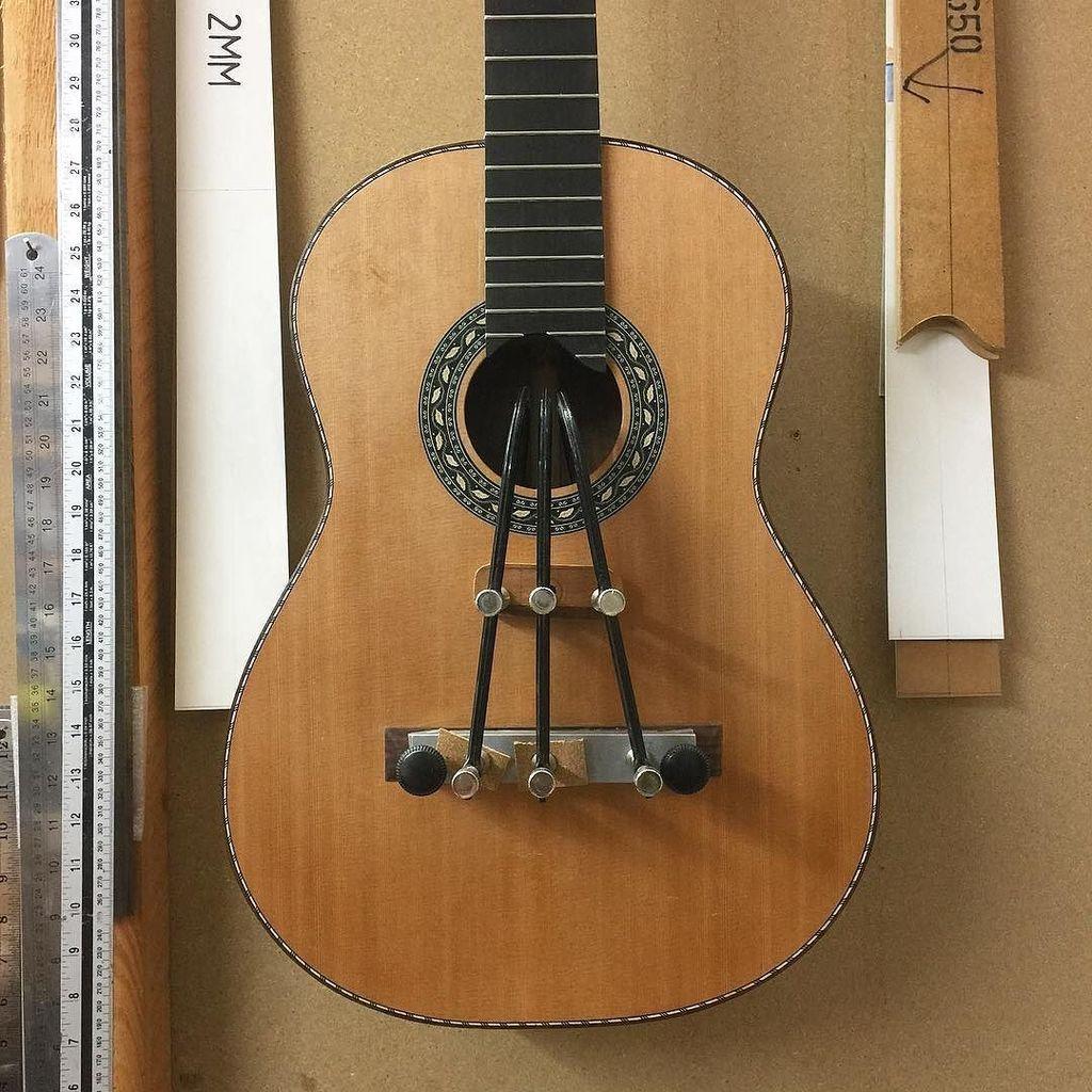 12 hours on. #luthier #guitarmaker #guitarplayer #guitar #wood #cedar #walnut #ebony #work…  http:// ift.tt/2j4Bpvl  &nbsp;  <br>http://pic.twitter.com/rUzsyqCKTc