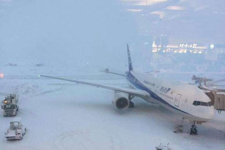 Snowstorm warning in Hokkaido till Jan 13