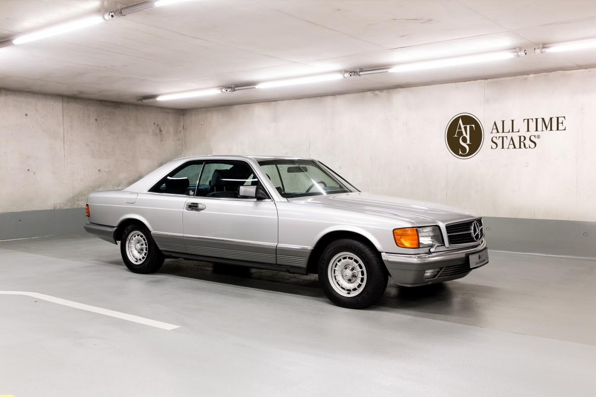 The #500SEC is an #AllTimeStar. See how this #MBclassic could be yours...
