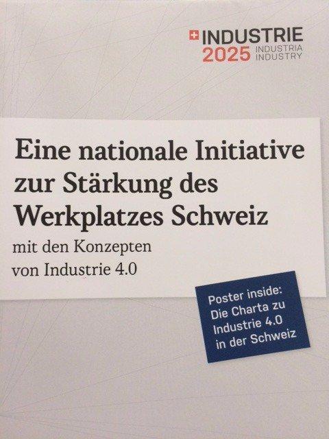 #industrie40 und #digitalisierung ist eine Chance um die Wettbewerbsfähigkeit zu steigern #industrie2025