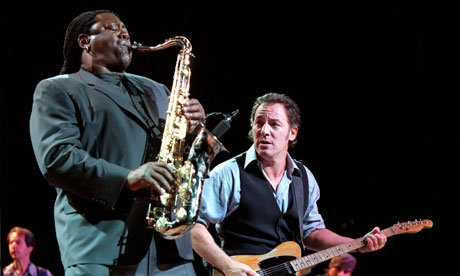 Happy birthday Clarence Clemons of the E Street Band