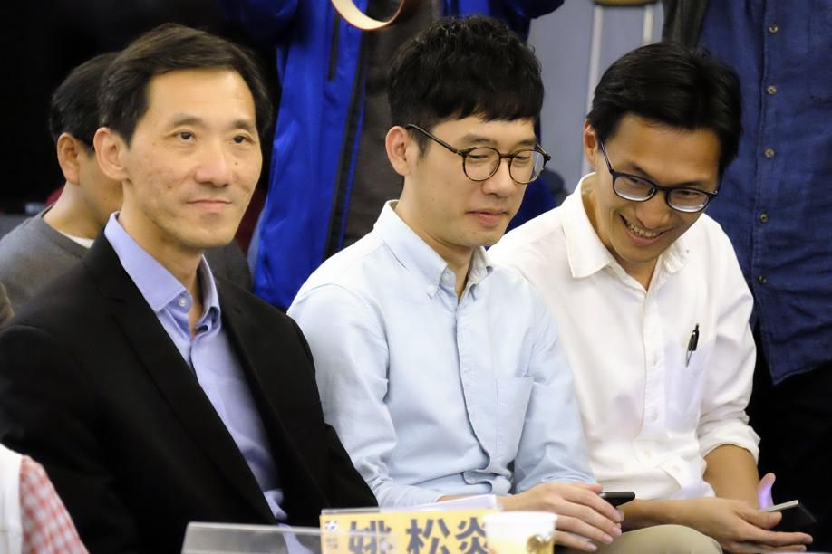 Hong Kong, Taiwanese forum radicals accused of trying to 'split country'
