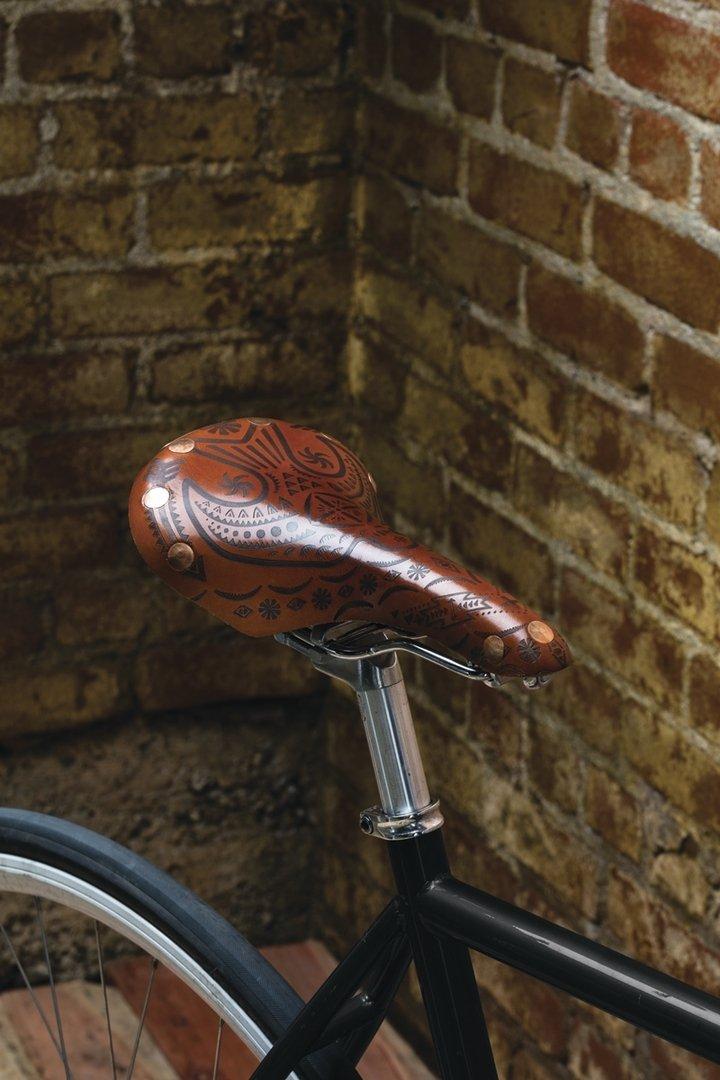 84be953bea Perth Vintage Cycles: Brooks Swift - Vans Vault Edition