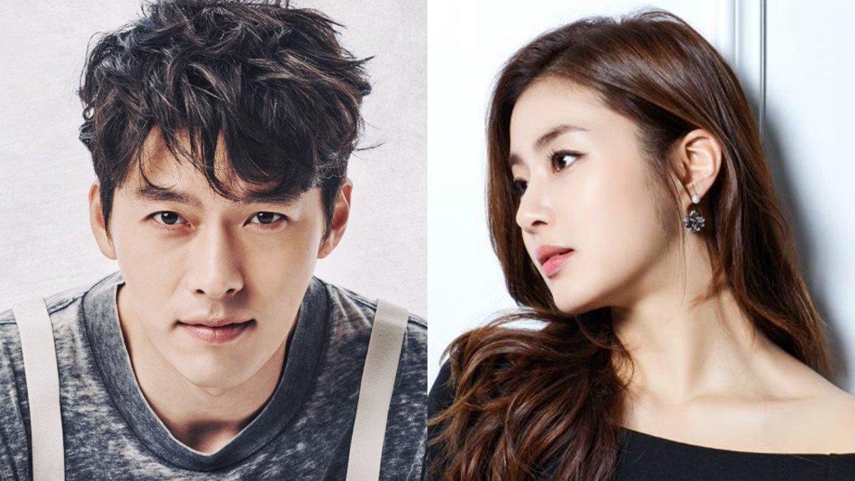 Meet hyun bin's girlfriend, hwang ji
