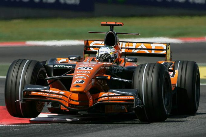 F1_Images: Happy Birthday to Adrian Sutil, 34 today!
