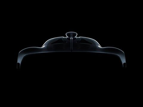 The @MercedesAMG Hypercar is expected to deliver over a combined 1,000...