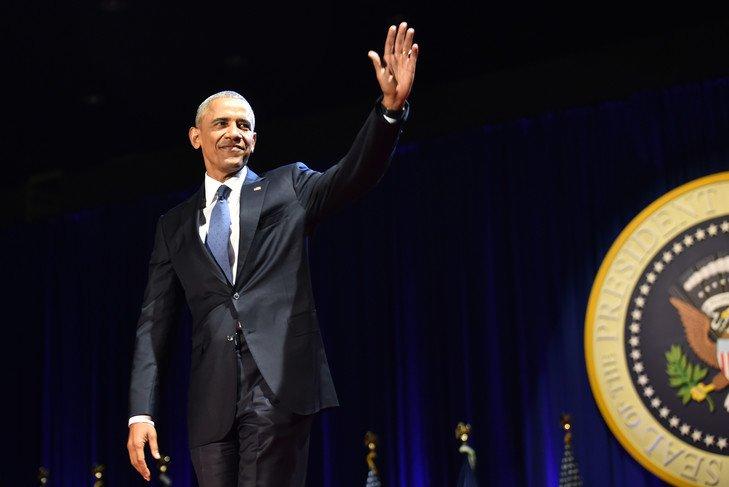 (La  http:// Croix.com  &nbsp;  ):Le discours d'adieu de #Barack Obama?: «#Yes we did» : Le président..  http://www. titrespresse.com/article/967135 1612/yes-we-did-barack-obama-discours &nbsp; … <br>http://pic.twitter.com/RLt5RNVph2