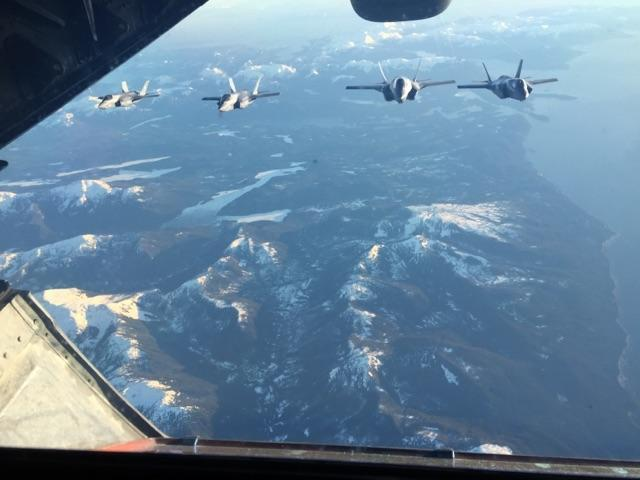 US sends F-35B stealth fighter squadron to Japan