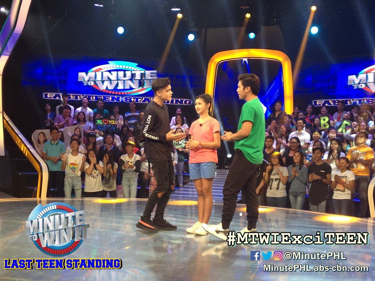 Hay Marian how to be you po? Bailey na Brace pa! #MTWIExciTEEN