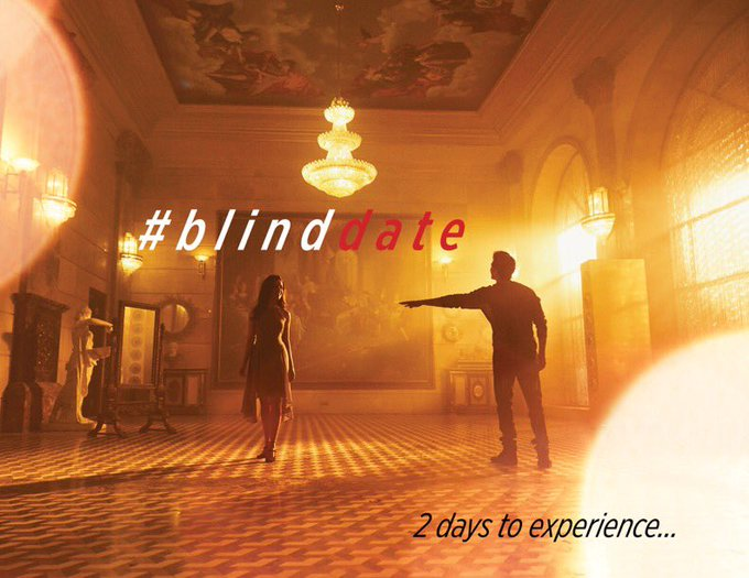 No one plans for it to happen. Love just happens!  Tune into Kisse Se Pyaar Hojaye in 2 days #ExperienceBlindDate https://t.co/005SE5Qme9