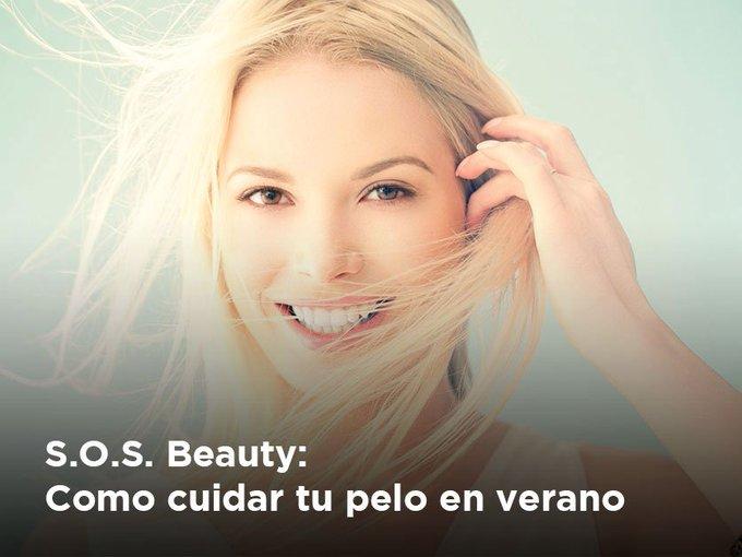 S.O.S. Beauty: como cuidar tu pelo en verano