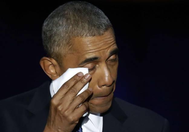De l'amour et de l'espoir : ce qu&#39;il faut retenir du discours d&#39;adieu de @BarackObama   http:// bit.ly/2juuIj0  &nbsp;   #BarackObama #ObamaFarewell<br>http://pic.twitter.com/CksSYFXTaO