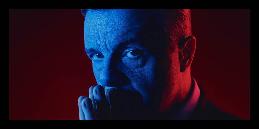 First of all, here's Nathan Lane as Roy Cohn. #AngelsinAmerica https:/...
