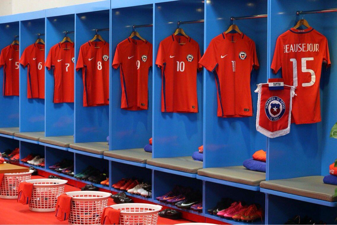 Thumbnail for [Minuto a Minuto] La Roja enfrenta a Croacia por la China Cup