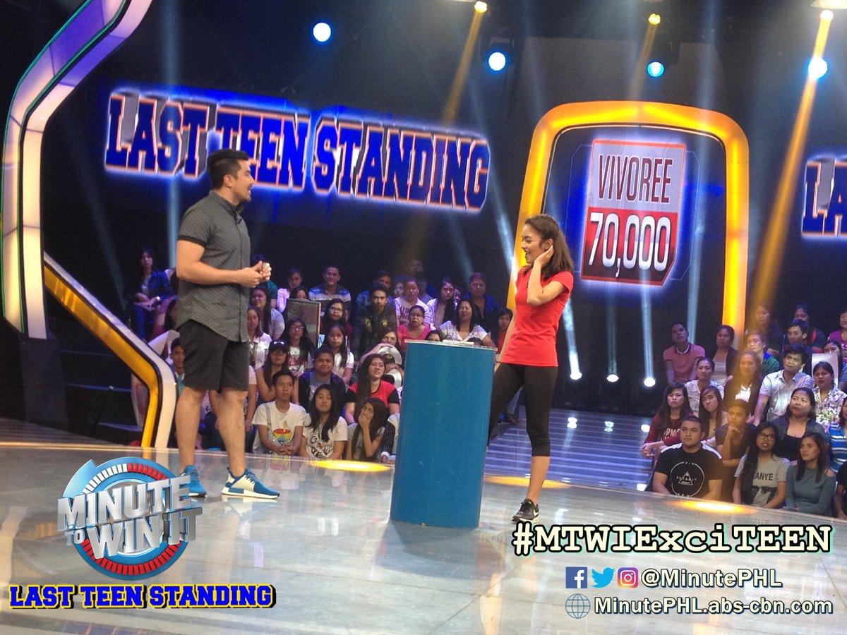 Ok lang yan Vivoree may 70k ka naman at babalik ka pa sa Ultimate Last Teen Standing! #MTWIExciTEEN