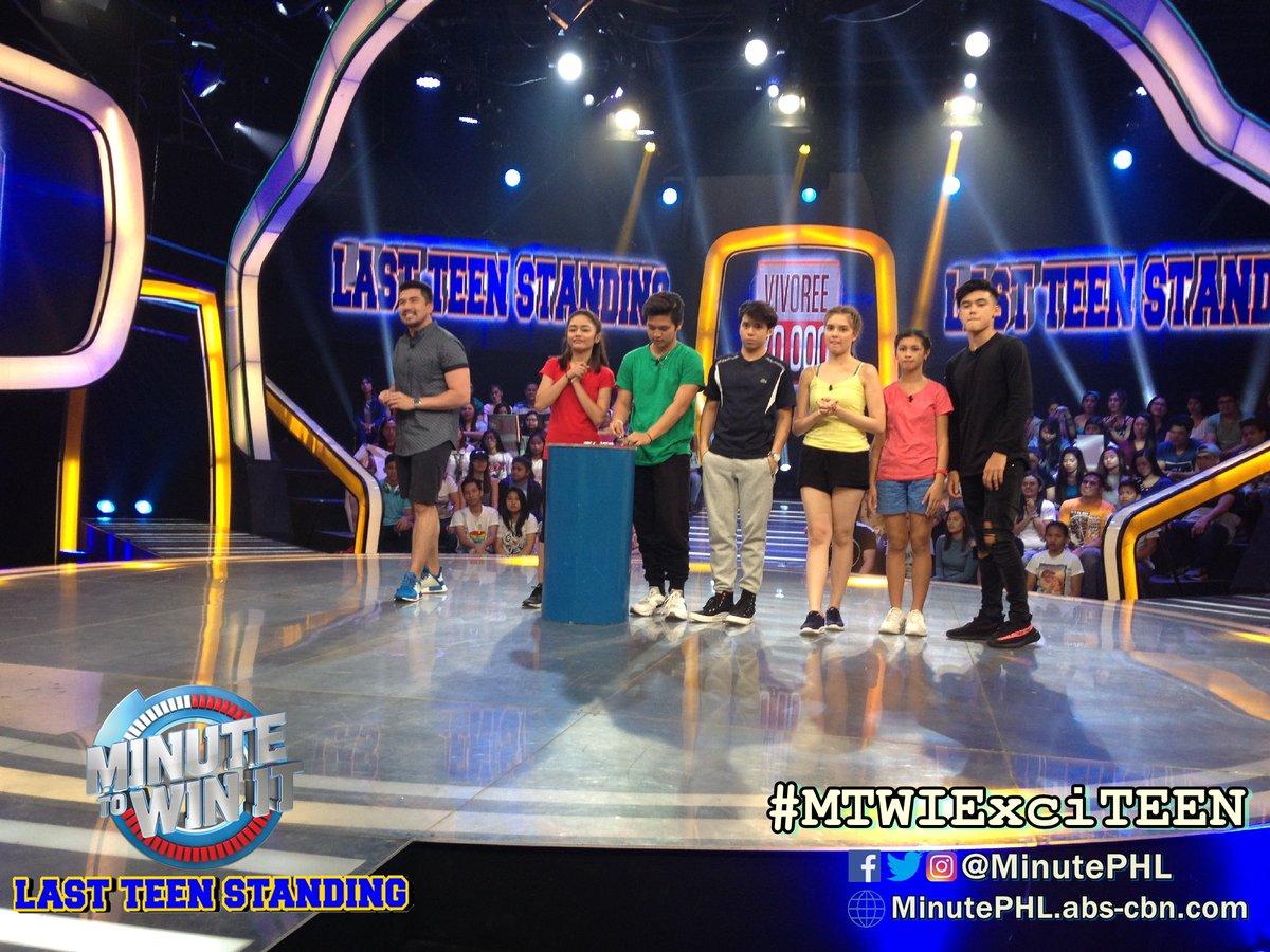 Maraming salamat kapamilya! Thank for making us trend! bukas po ulit! #MTWIExciTEEN