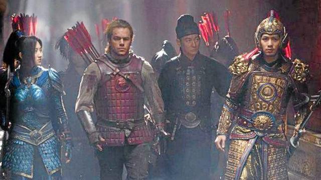 (OuestFrance.fr):Avec La #Grande #Muraille, la Chine s'éveilla au cinéma mondial : Matt..  http://www. titrespresse.com/article/967930 1612/grande-muraille-chine-eveilla-cinema-mondial &nbsp; … <br>http://pic.twitter.com/B3FPQfe0DJ