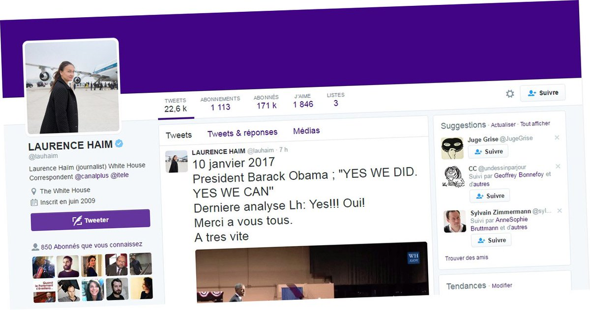 (Le Lab Europe1):Emmanuel Macron recrute la journaliste #Laurence #Haïm en tant que..  http://www. titrespresse.com/article/968261 1612/emmanuel-macron-laurence-haim-porte-parole-recrute-journaliste &nbsp; … <br>http://pic.twitter.com/wJddxguVkd