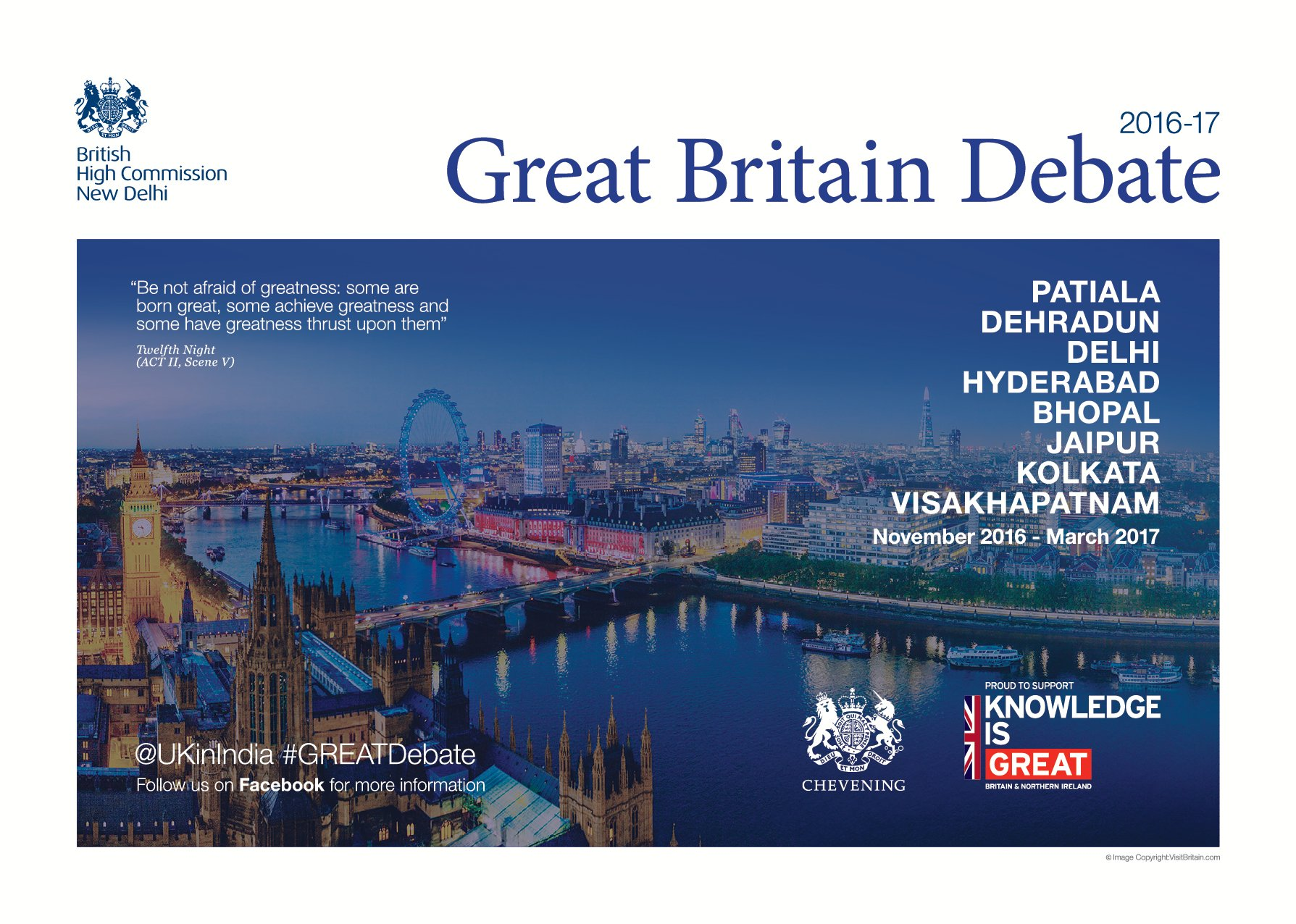 Thumbnail for The GREAT Britain Debate 2016-17
