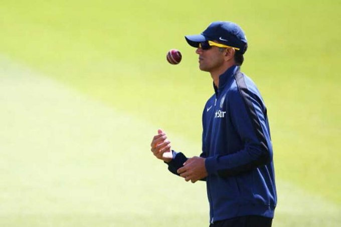 Happy Birthday Rahul Dravid: Sehwag Leads the Way in Wishing \The Wall\  via