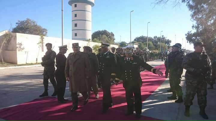 Libya- Photos from Haftar alleged meeting with Valery Gerasimov, Chief of the General Staff of Russia in Tobruk Naval Base