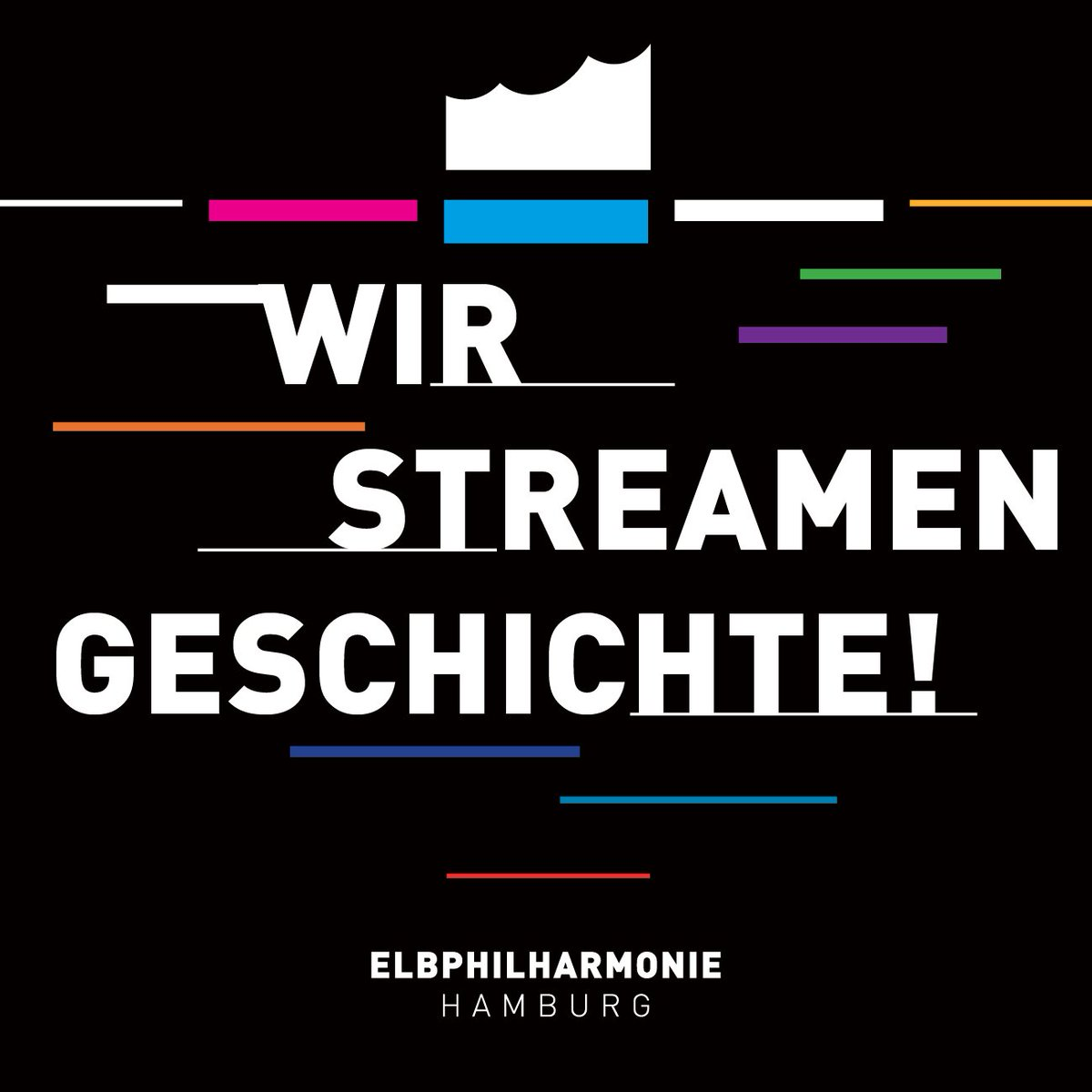 LIVE on Facebook: the Grand Opening of the #Elbphilharmonie from 8:18...