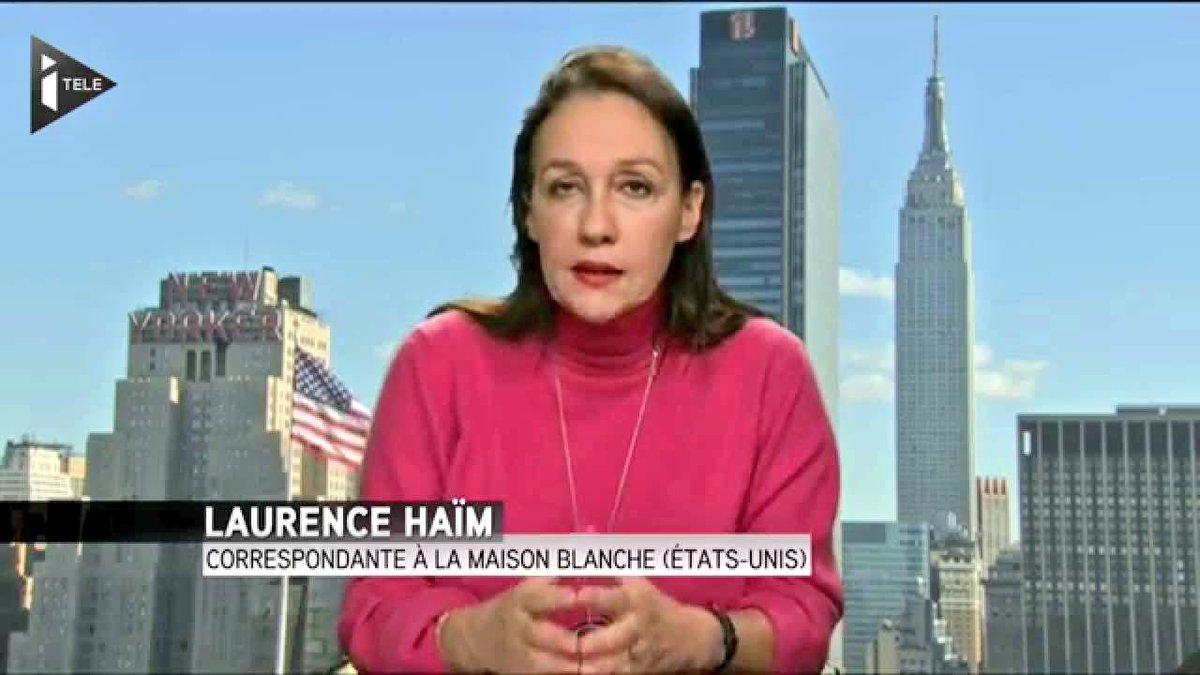 Laurence #Haïm quitte ITélé et devient porte -parole de Macron: elle est belle l&#39;indépendance politique de certains  journalistes... <br>http://pic.twitter.com/4ECWw9a0wh