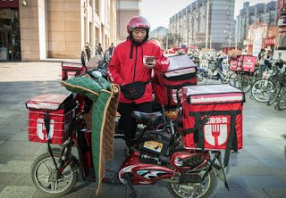 Saviez-vous que la #livraison de #repas à domicile connaît aussi un véritable succès en #Chine ?   http:// bit.ly/2icDlTh  &nbsp;  <br>http://pic.twitter.com/2xOWyiYOsb