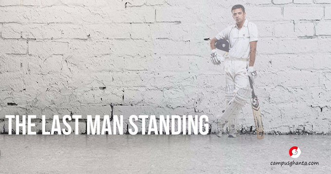 Happy Birthday Rahul Dravid. The legendary man who will always be remembered as The Wall.