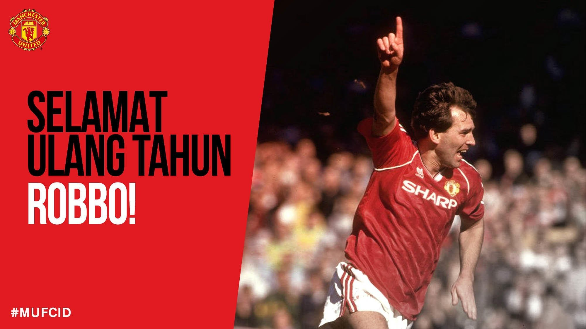 Sebelumnya Happy Birthday Bryan Robson!!!!