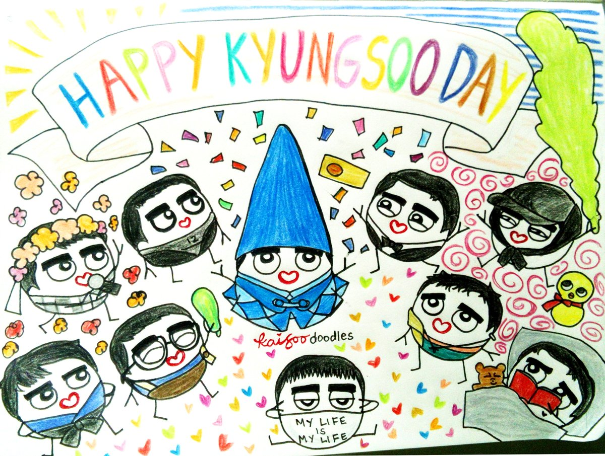 To my squishiest, humble,ball of kindness &amp; life,Happiness &amp; Health is what u deserve #HappyKyungsooDay #HappyDyoDay <br>http://pic.twitter.com/bnXHUkgutR